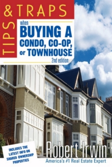 Tips and Traps When Buying a Condo, co-op, or Townhouse, PDF eBook