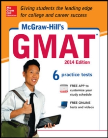 McGraw-Hill's GMAT, Paperback Book