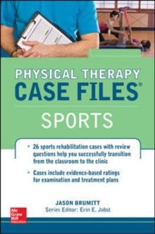 Physical Therapy Case Files, Sports, Paperback Book