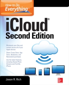 How to Do Everything: iCloud, Second Edition, EPUB eBook