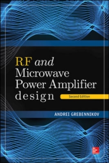 RF and Microwave Power Amplifier Design, Second Edition, Hardback Book