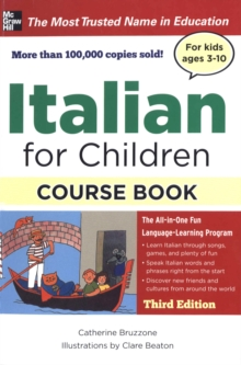 ITALIAN FOR CHILDREN, 3E, EPUB eBook