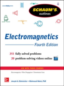 Schaum's Outline of Electromagnetics, Paperback / softback Book