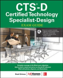 CTS-D Certified Technology Specialist-Design Exam Guide, CD-Extra Book
