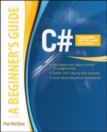 C#: A Beginner's Guide, Paperback Book