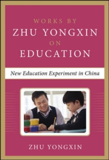 New Education Experiment in China, Hardback Book