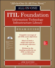 ITIL Foundation All-in-One Exam Guide, Paperback / softback Book