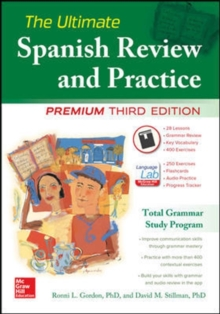 The Ultimate Spanish Review and Practice, 3rd Ed., Paperback / softback Book