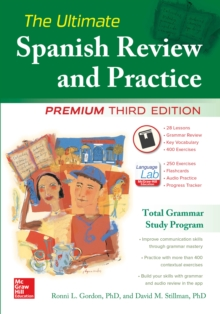 The Ultimate Spanish Review and Practice, 3rd Ed., EPUB eBook