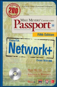 Mike Meyers' CompTIA Network+ Certification Passport, Fifth Edition (Exam N10-006), Paperback Book