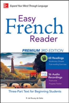 Easy French Reader, Premium 3/E, Paperback Book
