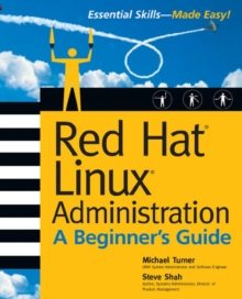 Red Hat Linux Administration: A Beginner's Guide, PDF eBook