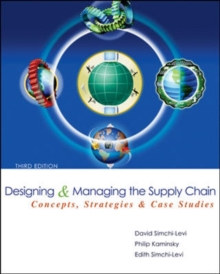 Designing and Managing the Supply Chain 3e with Student CD, Book Book
