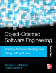 Object-Oriented Software Engineering: Practical Software Development Using UML and Java, Paperback / softback Book