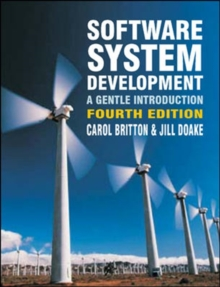 Software Systems Development: A Gentle Introduction, Paperback / softback Book