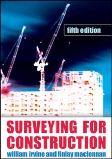 Surveying for Construction, Paperback / softback Book
