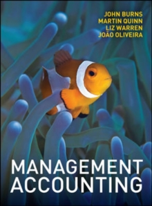 Management Accounting, Paperback / softback Book