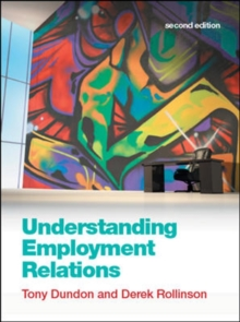 Understanding Employment Relations, Paperback / softback Book