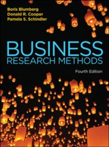 Business Research Methods, Paperback Book