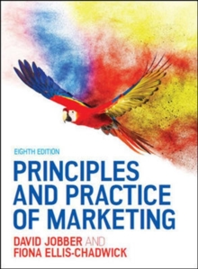 Principles and Practice of Marketing, Paperback / softback Book