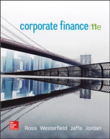 CORPORATE FINANCE 11E,  Book