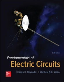 Fundamentals of Electric Circuits, Hardback Book