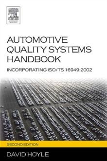 Automotive Quality Systems Handbook : ISO/TS 16949:2002 ...