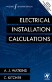 Electrical installation calculations volume 1 aj watkins electrical installation calculations volume 1 pdf fandeluxe Gallery