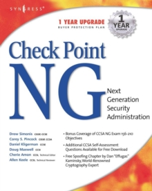 Checkpoint Next Generation Security Administration, EPUB eBook