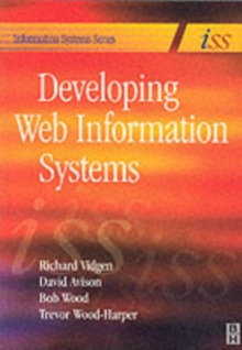 Developing Web Information Systems : From Strategy to Implementation, PDF eBook