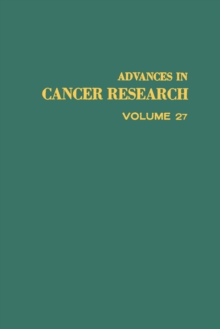 Advances in Cancer Research, PDF eBook