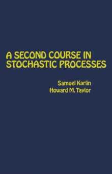 A Second Course in Stochastic Processes, PDF eBook