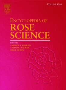 Encyclopedia of Rose Science, EPUB eBook