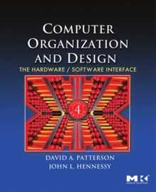 Computer Organization and Design : The Hardware/Software Interface, PDF eBook