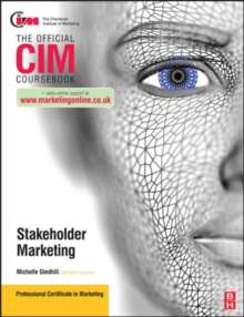 CIM Coursebook Stakeholder Marketing, Paperback Book