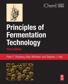 Principles of Fermentation Technology, Paperback Book
