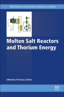 Molten Salt Reactors and Thorium Energy, Hardback Book