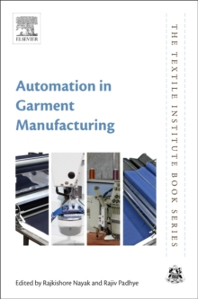 Automation in Garment Manufacturing, Hardback Book
