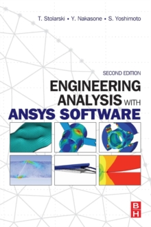 Engineering Analysis with ANSYS Software, Paperback Book