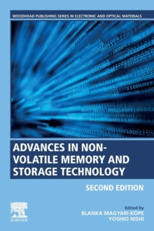 Advances in Non-volatile Memory and Storage Technology, Paperback / softback Book