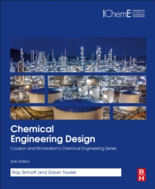Chemical Engineering Design : SI Edition, Paperback / softback Book