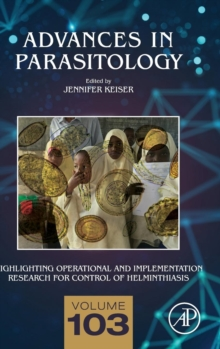 Highlighting Operational and Implementation Research for Control of Helminthiasis : Volume 103, Hardback Book