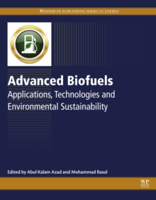 Advanced Biofuels : Applications, Technologies and Environmental Sustainability, EPUB eBook