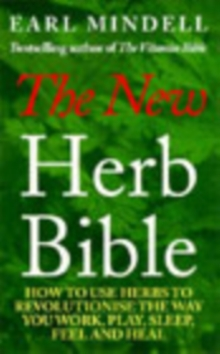 New Herb Bible, The (2nd Edition), Paperback Book