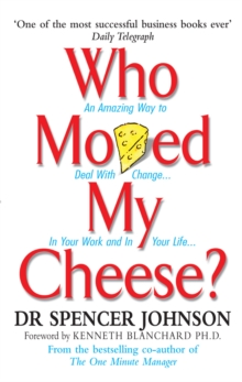 Who Moved My Cheese, Hardback Book