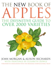 The New Book of Apples, Hardback Book