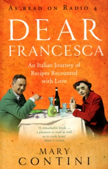Dear Francesca, Paperback Book