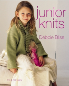 Junior Knits, Paperback Book