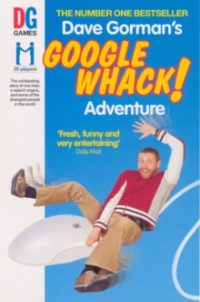 Dave Gorman's Googlewhack Adventure, Paperback Book