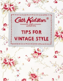 Tips For Vintage Style, Paperback Book
